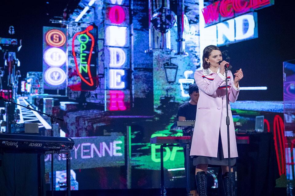 FRANCESCA MICHIELIN A RADIO ITALIA LIVE (Puntata del 19/03/2021)