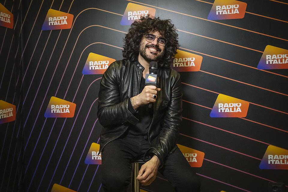 FRANCESCO RENGA A RADIO ITALIA LIVE (Puntata del 16/04/2021)
