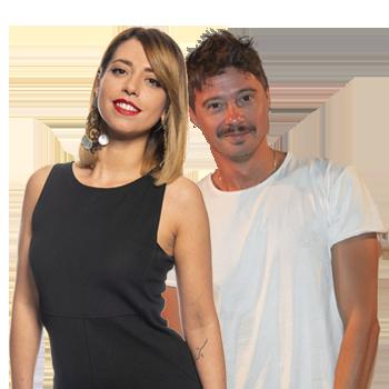 Daniela Cappelletti & Emiliano Picardi