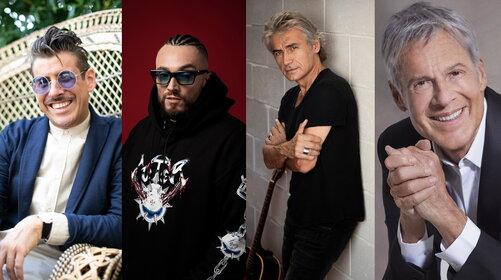 Radio Italia Ora: Ligabue e Gabbani omaggiano la musica del nostro Paese