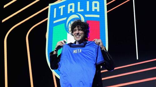 I rigori di Ermal Meta da Casa Azzurri con Radio Italia