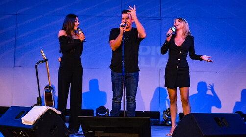 Francesco Gabbani chiude RADIO ITALIA LIVE ESTATE