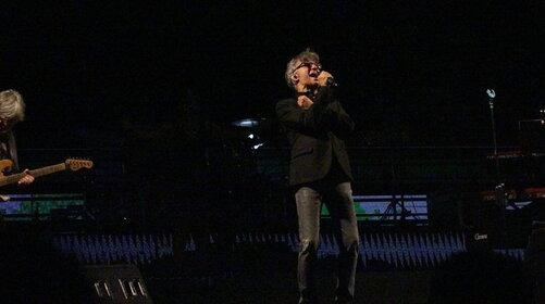 Gaetano Curreri, malore sul palco: ricoverato il leader degli Stadio