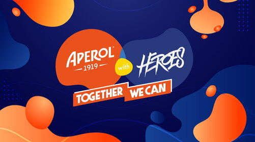 APEROL with HEROES 2021