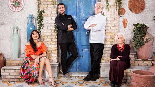BAKE OFF ITALIA – DOLCI IN FORNO