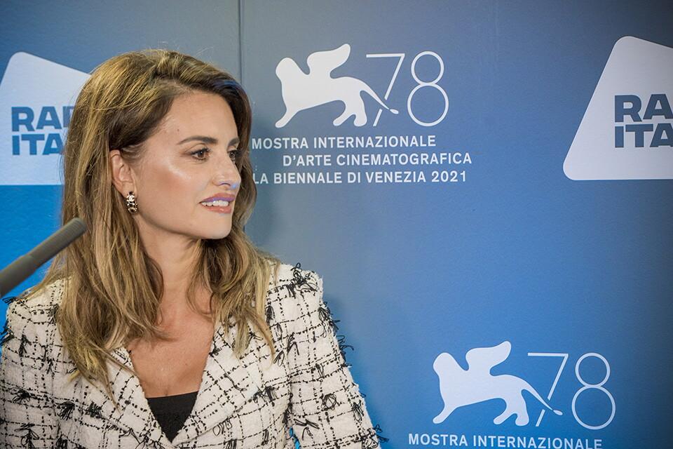INTERVISTE #VENEZIA78 (01/09/2021)