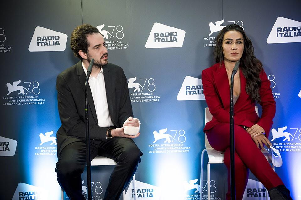 INTERVISTE #VENEZIA78 (07/09/2021)