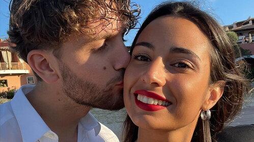 """Locatelli e il """"sì"""" della sua Thessa: un altro campione d'Europa si sposa"""
