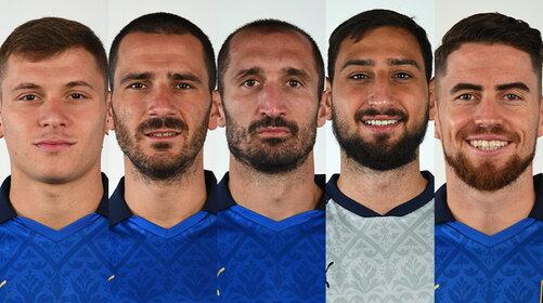 Italia, 5 Campioni d'Europa sono candidati al Pallone d'Oro 2021