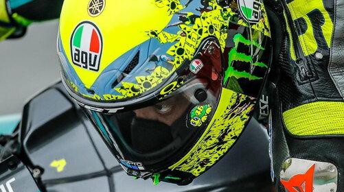 """MotoGP, """"Grazie Vale"""": l'omaggio di Cremonini e Pausini per Rossi"""